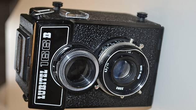 Ilustrační fotografie - fotoaparát