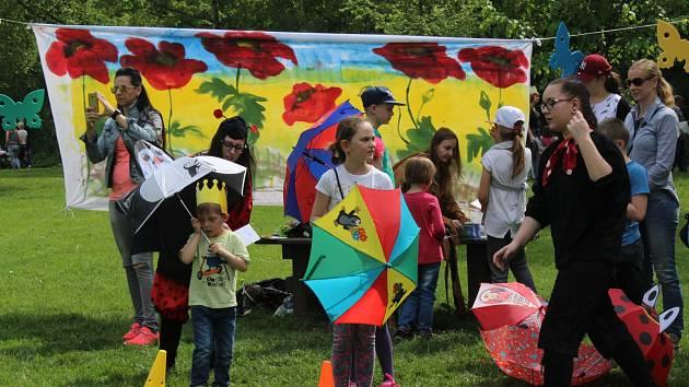 Lidé si užili květnové městské slavnosti