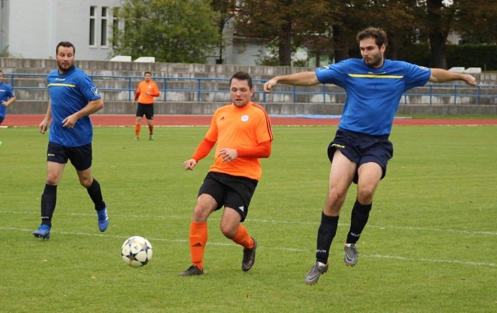 Lukáš Pokorný spojil svůj fotbalový život s Rumburkem.