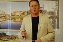 Děčínský primátor Vladislav Raška