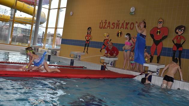 Aquapark si pro děti připravil Úžasňácké prázdniny.