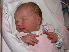 Markétě Vackové ze Starých Křečan se 27. března ve 4.48 v rumburské porodnici narodila dcera Elizabet Vacková. Měřila 54 cm a vážila 3,76 kg.