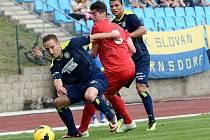 Do třetice opět remíza. Vzájemné souboje Varnsdorfu a FK Ústí dostávají nerozhodný punc.