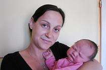 Mamince Janě Hamplové z Jílového u Děčína se 11. září v 17.48 narodila v děčínské nemocnici dcera Kačenka Hamplová. Měřila 51 cm a vážila 3,94 kg.