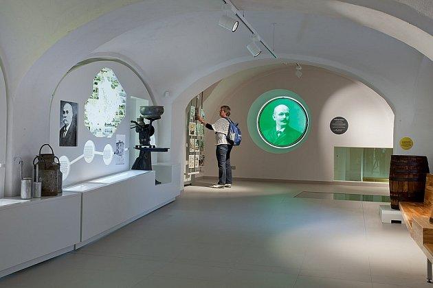 Muzeum Olomouckých tvarůžků vLošticích