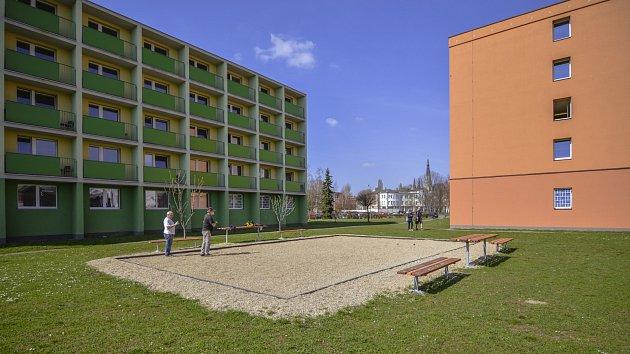 Ubytování Univerzity Palackého v Olomouci