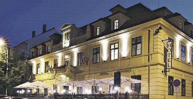 Hotel Hejtmanský dvůr.