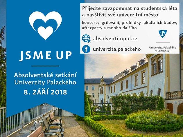 Absolventske Setkani Univerzity Palackeho 8 Zari 2018 Reklama Denik