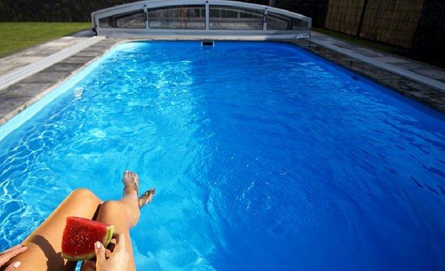 Vlastní bazén od Albixonu