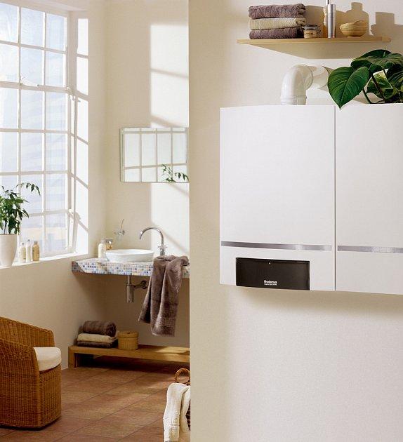 Plynové kotle se již dnes používají pouze kondenzační, které jsou účinnější až o11 %.