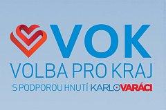VOK - Volba pro kraj a hnutí Karlovaráci