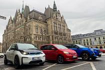 V Liberci vzniká první půjčovna čistě elektrických vozů