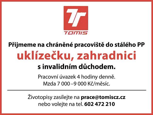 TOMIS CZ s.r.o.