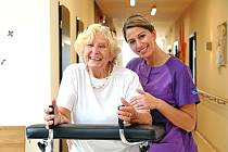 Odlehčovací služba pomůže s náročnou péčí o vašeho blízkého