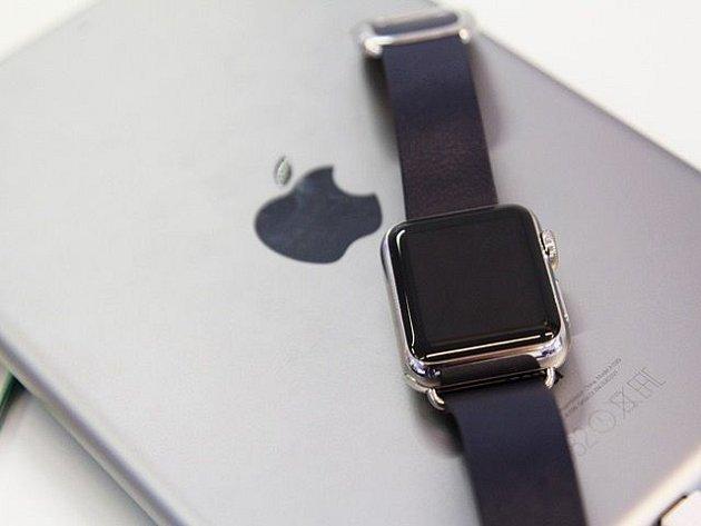 Apple Watch - jediné opravdu chytré hodinky.