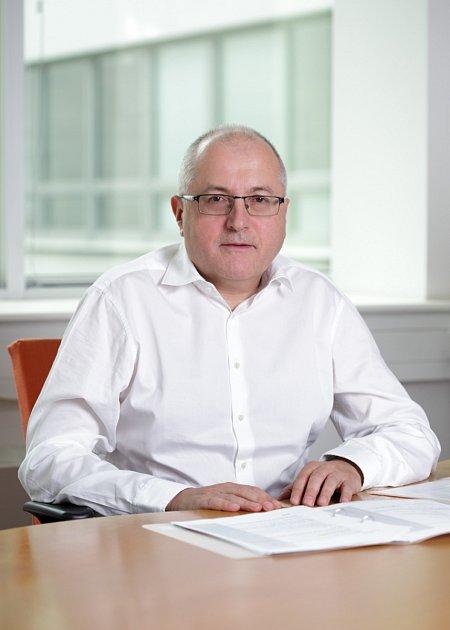 Jednatel společnosti Swietelsky stavební Jiří Kozel.