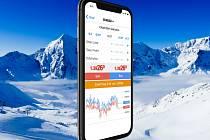 Velká zimní investiční soutěž o iPhone X