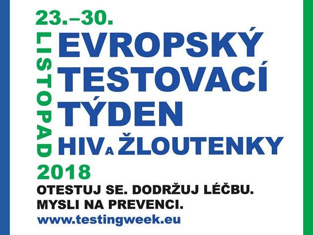 Evropský testovací týden.