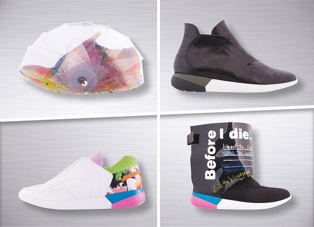 BASF představuje obuv šitou na míru - Reklama Deník 28b39af686