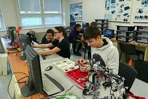 Učebna robotiky