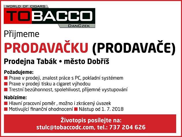 Tobacco DanCzech s.r.o. Teplice