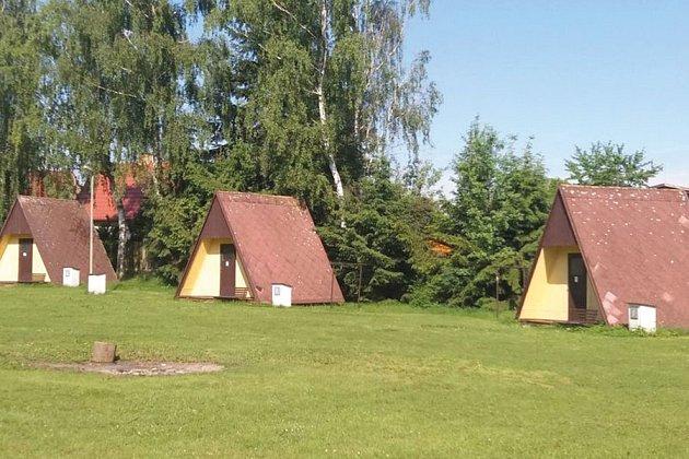Chatový kemp Bucek.