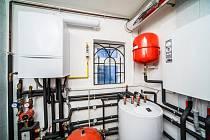 NIŽŠÍ CENA, VYŠŠÍ ÚČINNOST, ČISTOTA. Výhody plynových kotlů jsou zjevné.