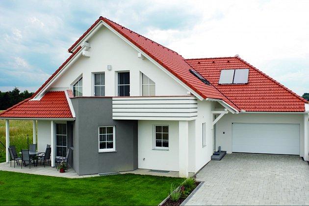 S Bramacem vyřešíte střechu komplet -  ke každému modelu tašky nabízí široké střešní příslušenství.
