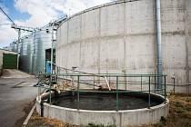 V Hrotovicích využijí teplo z bioplynky i na vytápění chovu teplomilných ryb