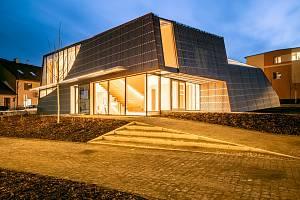 Stavba roku: Společenské centrum Sedlčany