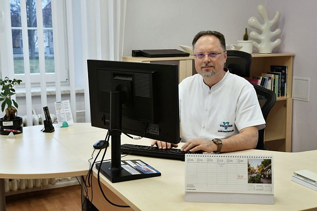 primář MUDr. Radomil Pluschke, MBA