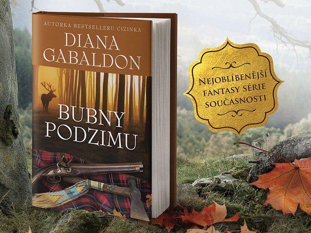 Diana Gabaldon Bubny podzimu.