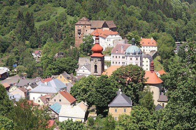 Státní hrad a zámek Bečov nad Teplou