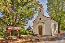 Kaple Panny Marie Pomocné v Uhelné