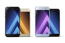 Úspěšná řada Galaxy A má svého nástupce – vylepšenou edici Galaxy A3 a A5 2017.