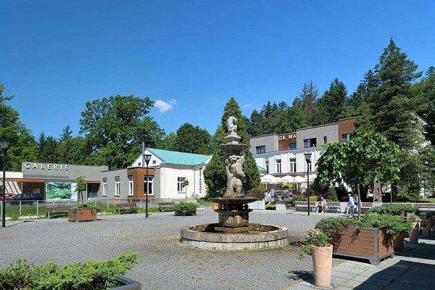 STAVBY PRO ZDRAVOTNICTVÍ  Lázně Čeladná, Moravskoslezský kraj, 2007 – 2015