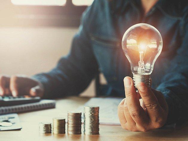Změny regulované ceny elektřiny na další rok oznamuje ERÚ vždy na konci roku.