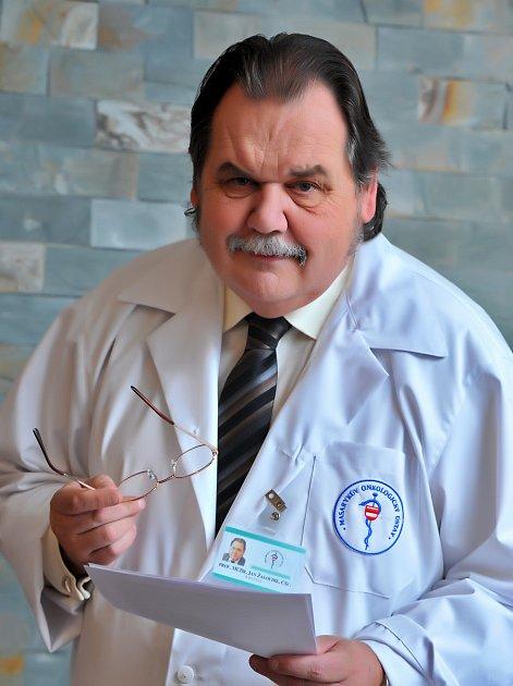 Prof. MUDr. Jan Žaloudík, CSc.