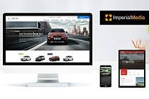V ImperialMedia Vám připraví špičkové moderní webové stránky na míru