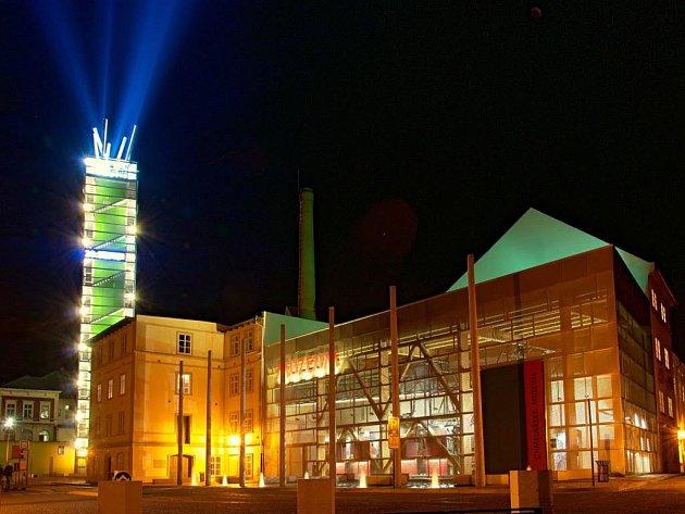 Chrám chmele a piva vŽatci - Muzeum chmelařství