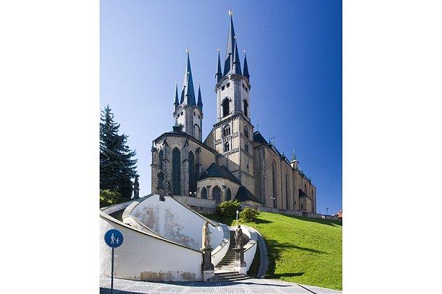Cheb  - kostel sv. Mikuláše