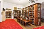 Křivoklát - knihovna