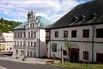 Národní kulturní památka Královská mincovna v Jáchymově – místo, kde se v roce 1520 zrodil tolar, dnes muzeum