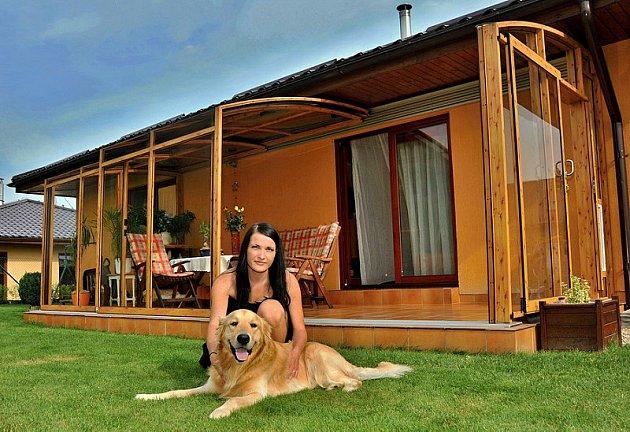 ALUKOV přizpůsobí zastřešení terasy vašemu domu na míru