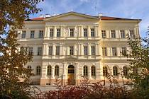 Střední průmyslová škola ve Vlašimi.