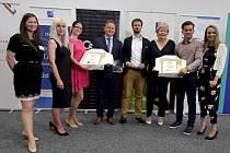 Soutěž Franchisa roku 2017: NATURHOUSE získal 1. místo v kategorii Skokan roku a 1. místo v kategorii Franchisor roku