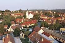 Město Trhový Štěpánov.