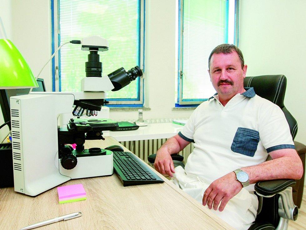 MUDr. Vladimír Benčík.