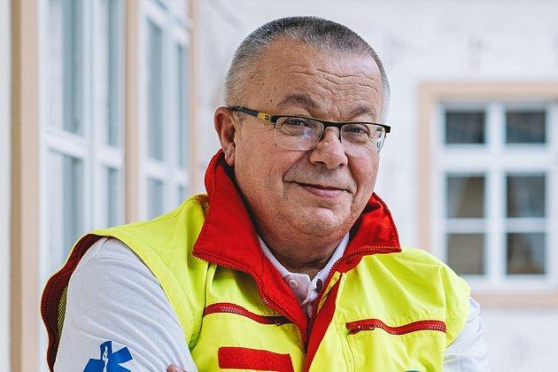 MUDr. Jiří Mašek