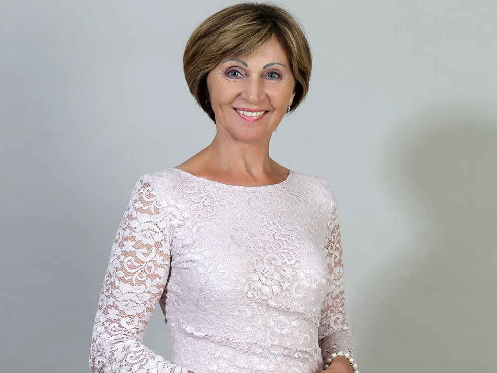 Senátorka Božena Sekaninová